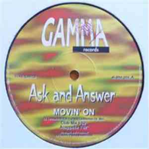 Ask And Answer - Movin' On download free