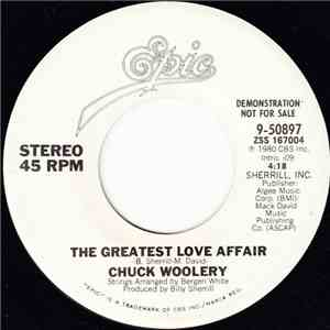 Chuck Woolery - The Greatest Love Affair download free
