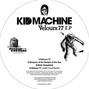 Kid Machine - Velours 77 E.P