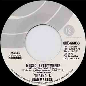 Tufano & Giammarese - Music Everywhere / Just A Dream Away download free
