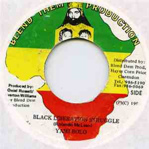 Yami Bolo - Black Liberation Struggle download free